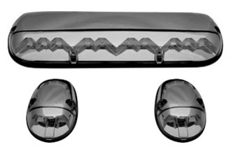IPCW® - Platinum Smoked LED Cab Roof Lights