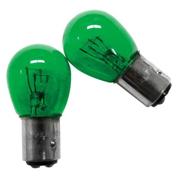IPCW® - Colored Green Bulbs (1157)