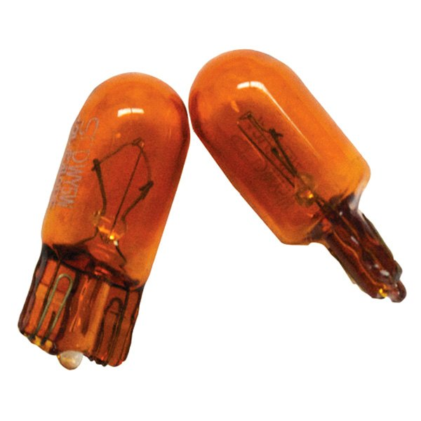 IPCW® - Colored Amber Bulbs (194 / T10)