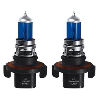 IPCW® - Wizard Halogen Headlight Bulbs