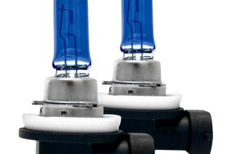 IPCW® - H8 Wizard Ultra White Halogen Bulbs