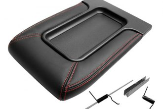 IPCW® - Black Front Jumper Seat Center Console