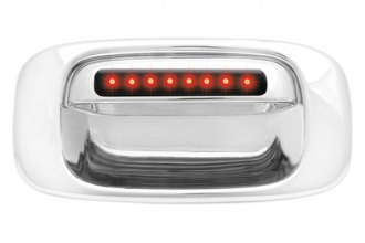 IPCW® - Tailgate Handle with Red LEDs and Bezel