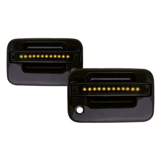 IPCW® - Door Handles with Amber LEDs