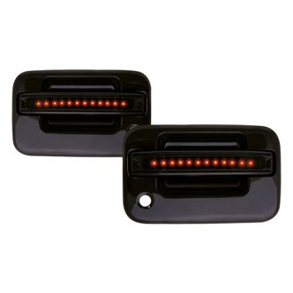 IPCW® - Door Handles with Red LEDs
