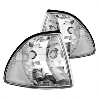 IPCW® - Chrome Crystal Turn Signal/Corner Lights