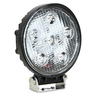 "IPCW® - 7"" Round LED Driving Light"