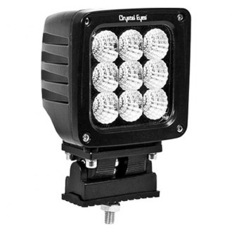 "IPCW® - 8"" Square 45W LED Driving Light"