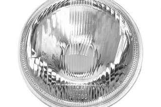 "IPCW® - 5 3/4"" Round Chrome OE Look Headlight"