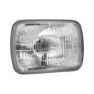 "IPCW® - 7x6"" Rectangular Chrome OE Style Headlight"