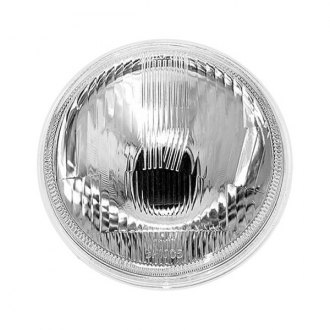 "IPCW® - 7"" Round Chrome OE Look Headlight"
