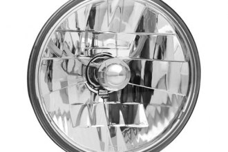 "IPCW® - 7"" Chrome Euro Conversion Headlight"