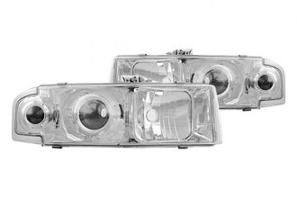 IPCW® - Chrome Euro Projector Headlights