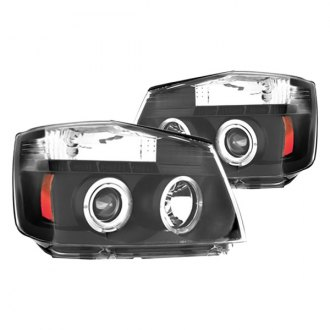 IPCW® - Black Projector Headlights
