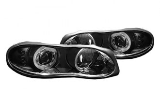 IPCW® - Black Halo Projector Headlights