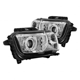 IPCW® - Chrome Dual Halo Projector Headlights