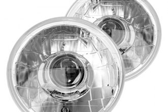 IPCW® - Chrome Projector Headlights