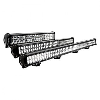 "IPCW® - 5 Series Bottom Mount Dual Row LED Light Bar (21"", 31"", 41"", 49"")"