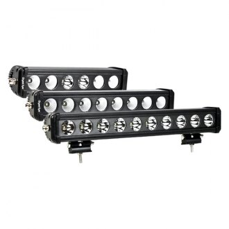 "IPCW® - 8 Series Bottom Mount LED Light Bar (5"", 8"", 12"", 15"", 19"")"