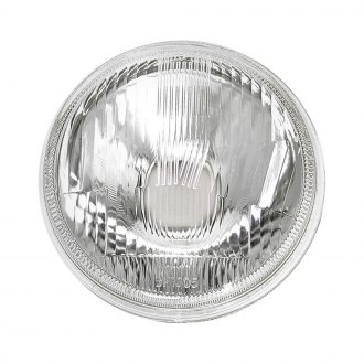 "IPCW® - 5 3/4"" Round Chrome Factory Style Composite Headlight"