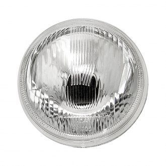 "IPCW® - 7"" Round Chrome Factory Style Composite Headlight"