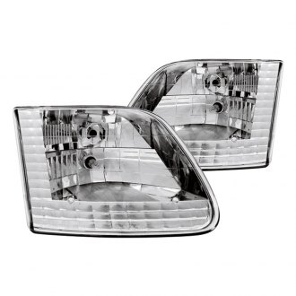 IPCW® - Chrome Euro Headlights