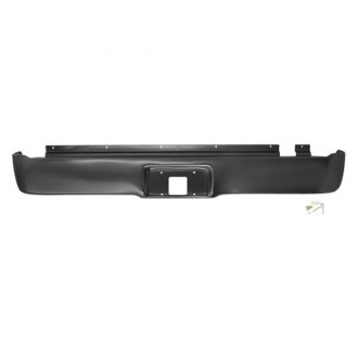 IPCW® - Roll Pan with License Plate Cutout (Unpainted)
