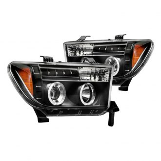 IPCW® - Black Halo Projector Headlights with LED DRL