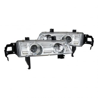 IPCW® - Chrome Halo Projector Headlights