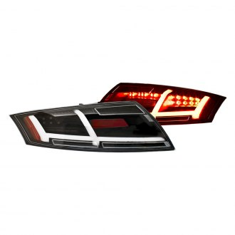 IPCW® - Bermuda Black Sequential Fiber Optic LED Tail Lights