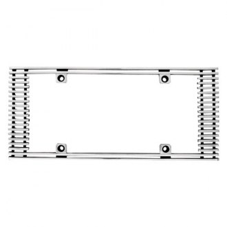IPCW® - Billet Style License Plate Frame