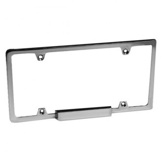 IPCW® - License Plate Frame with Light