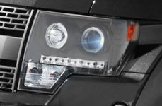 IPCW® - Halo Projector Headlights on Ford F-150