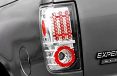 IPCW® - LED Tail Lights on Ford Expedition