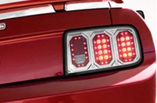 IPCW® - Custom LED Tail Lights on Ford Mustang GT