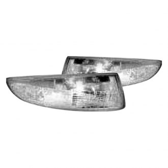 IPCW® - Chrome OEM Style Side Marker Lights