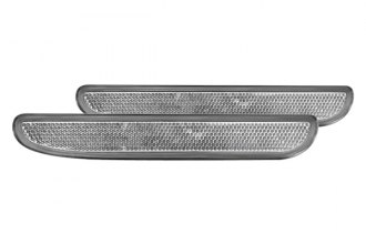 IPCW® - Clear Side Marker Lights with Reflectors