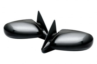 IPCW® - Sportage Style Black Side Mirrors