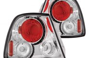 IPCW® - Crystal Clear Euro Tail Lights - 3DR