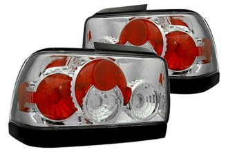 IPCW® - Crystal Clear Euro Tail and Trunk Lights
