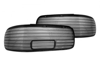 IPCW® - Chrome/Smoke Factory Style Tail Lights Lenses