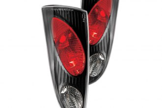 IPCW® - Bermuda Black Euro Tail Lights - 3/5DR