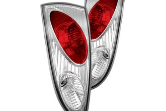 IPCW® - Crystal Clear Euro Tail Lights - 3/5DR
