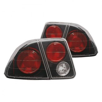 IPCW® - Bermuda Black Euro Tail Lights
