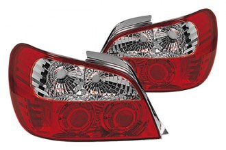 IPCW® - Ruby Red Euro Tail Lights