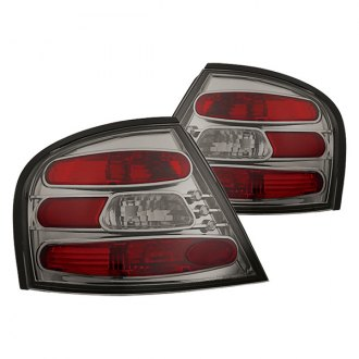 Ipcw Chrome Red Platinum Smoke Euro Tail Lights
