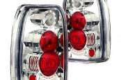 IPCW® - Crystal Clear Euro Tail Lights