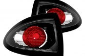 IPCW® - Black/Red Euro Tail Lights