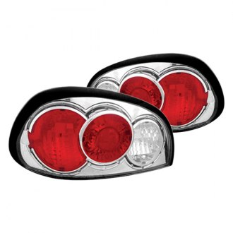 IPCW® - Chrome Euro Tail Lights