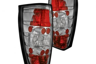 IPCW® - Platinum Smoke Euro Tail Lights